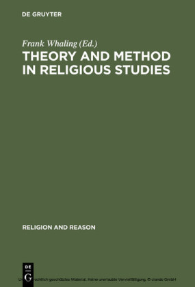 Theory and Method in Religious Studies