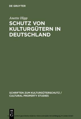 Schutz von Kulturgütern in Deutschland