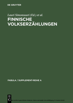 Finnische Volkserzählungen