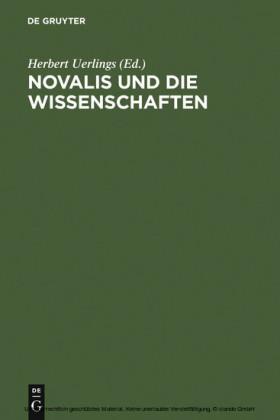 Novalis und die Wissenschaften