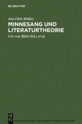 Minnesang und Literaturtheorie