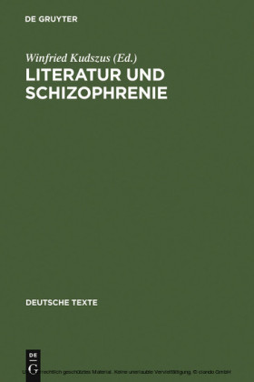 Literatur und Schizophrenie