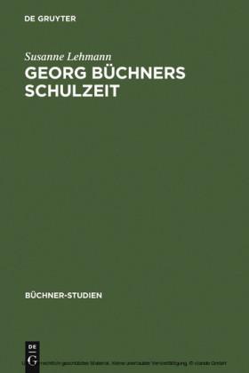 Georg Büchners Schulzeit