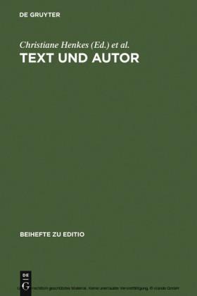 Text und Autor