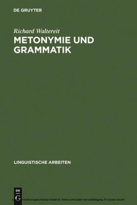 Metonymie und Grammatik