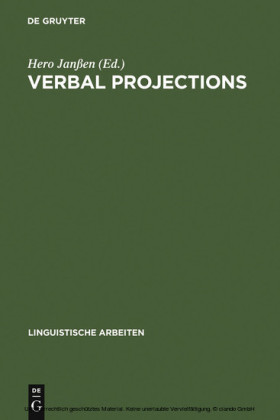 Verbal Projections