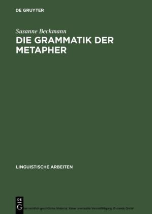 Die Grammatik der Metapher