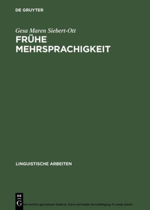 Frühe Mehrsprachigkeit