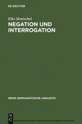 Negation und Interrogation