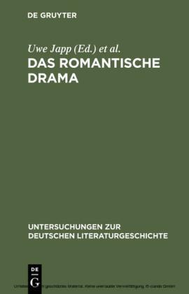 Das romantische Drama