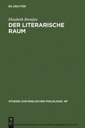 Der literarische Raum