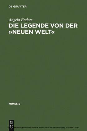 """Die Legende von der """"Neuen Welt"""""""