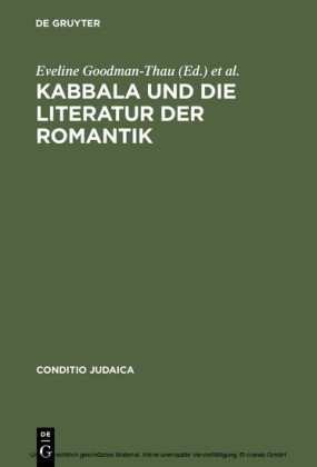 Kabbala und die Literatur der Romantik