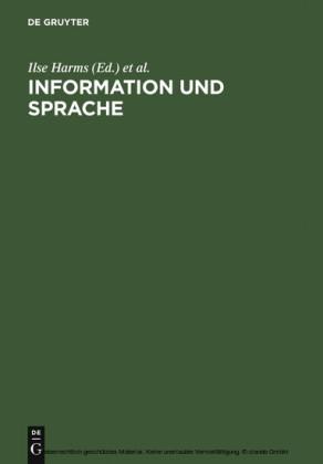 Information und Sprache