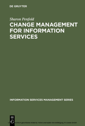 Change Management for Information Services