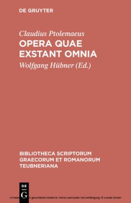 Opera quae exstant omnia