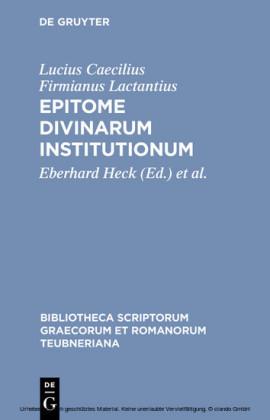 Epitome divinarum institutionum