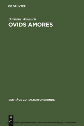 Ovids Amores