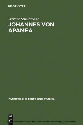 Johannes von Apamea