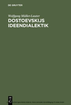 Dostoevskijs Ideendialektik
