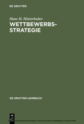 Wettbewerbsstrategie