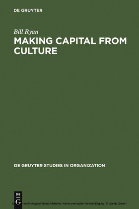 Making Capital from Culture
