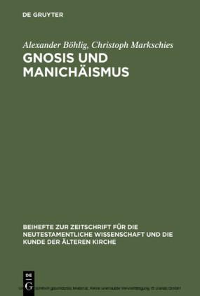 Gnosis und Manichäismus