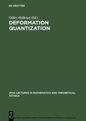 Deformation Quantization