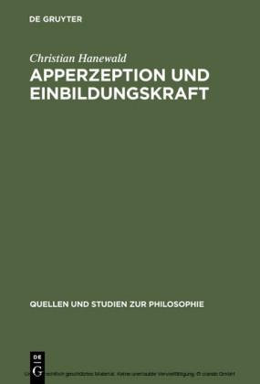 Apperzeption und Einbildungskraft