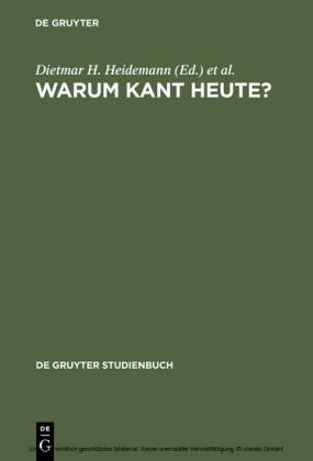 Warum Kant heute?