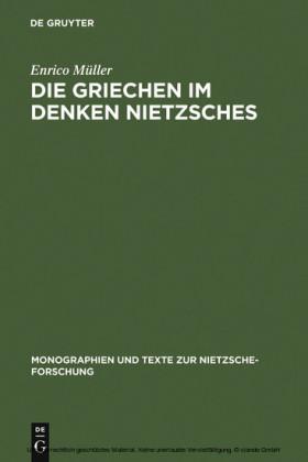 Die Griechen im Denken Nietzsches