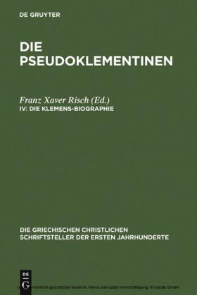 Die Klemens-Biographie