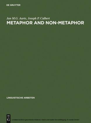Metaphor and Non-metaphor