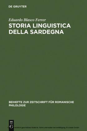 Storia linguistica della Sardegna