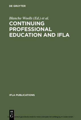 Continuing Professional Education and IFLA