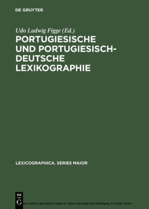 Portugiesische und portugiesisch-deutsche Lexikographie