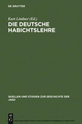 Die deutsche Habichtslehre