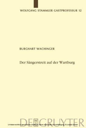 Der Sängerstreit auf der Wartburg
