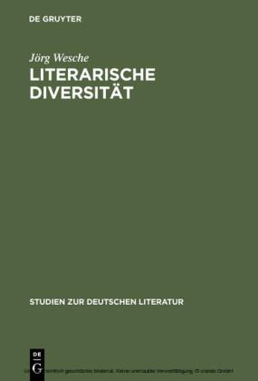 Literarische Diversität