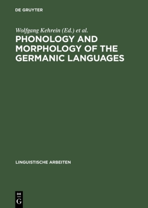 Phonology and Morphology of the Germanic Languages
