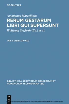 Libri XIV-XXV