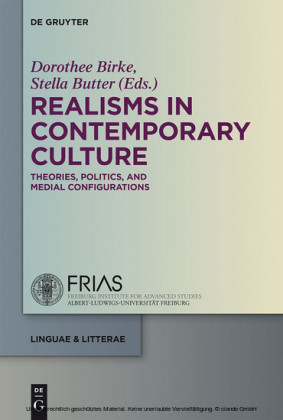 Realisms in Contemporary Culture