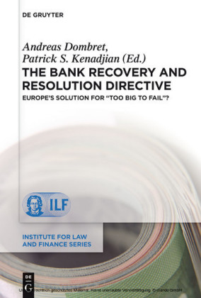 The Bank Recovery and Resolution Directive
