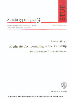 Predicate Compounding in the Yi-Group