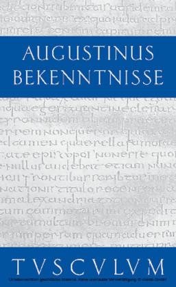 Bekenntnisse / Confessiones