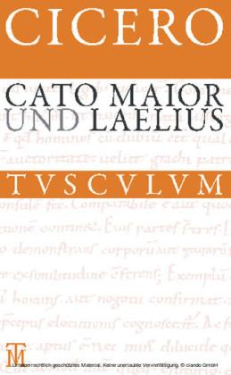 Cato Maior. Laelius