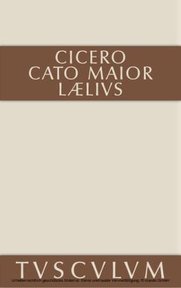 Cato der Ältere über das Alter
