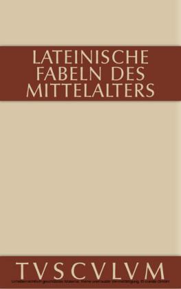 Lateinische Fabeln des Mittelalters