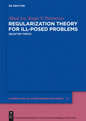 Regularization Theory for Ill-posed Problems