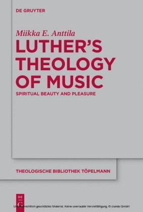 Luther's Theology of Music